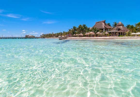 Tropical Island Sun: Dreaming Of Tropical Islands In The Sun…