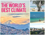4 top climates in the world